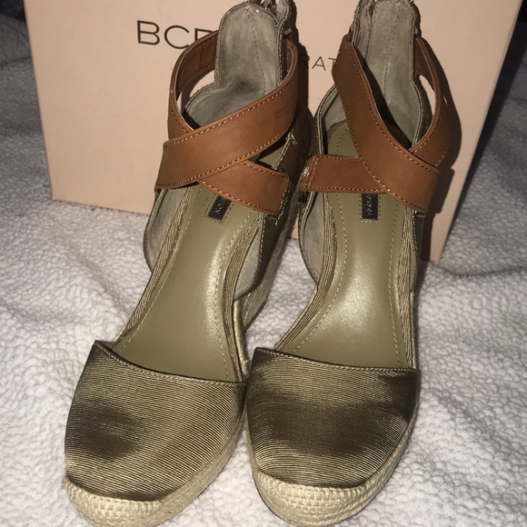 af4fb1a1b BCBGeneration Shoes - Bcbg Glenda Espadrilles wedge